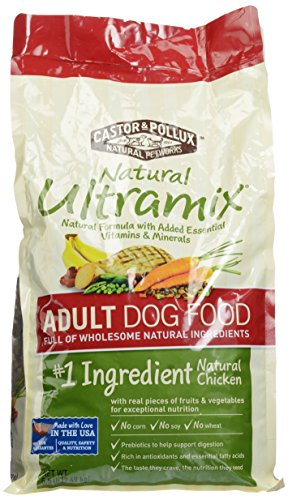 Natural Ultramix, Adult Dry Dog Food, 5.5 lb Review