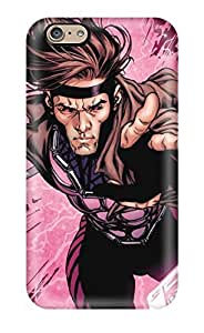Hot JeremyRussellVargas Case For Iphone 6 With Nice Gambit X Men Appearance