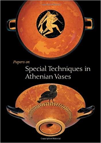 Amazon Papers On Special Techniques In Athenian Vases