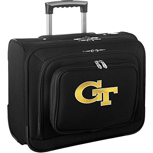 NCAA Georgia Tech Yellow Jackets Wheeled Laptop Overnighter
