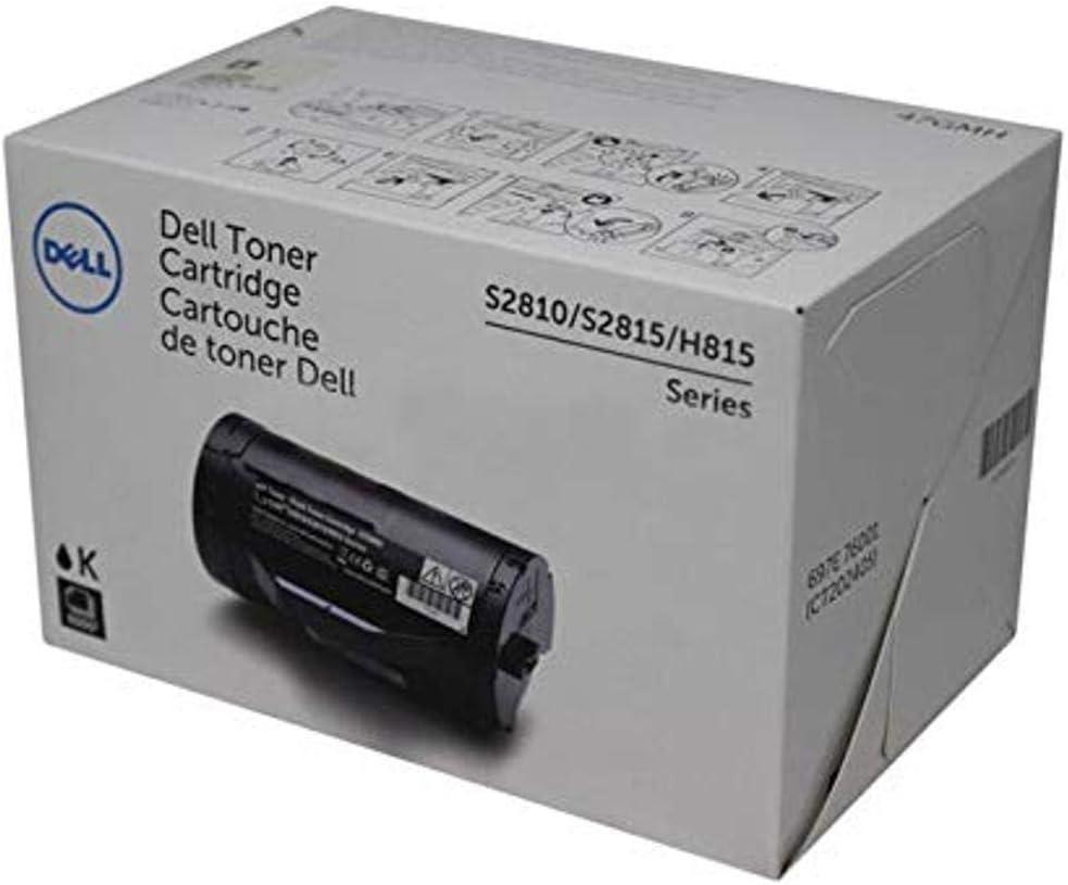 Dell - High Yield - Black - Original - Toner Cartridge-47GMH