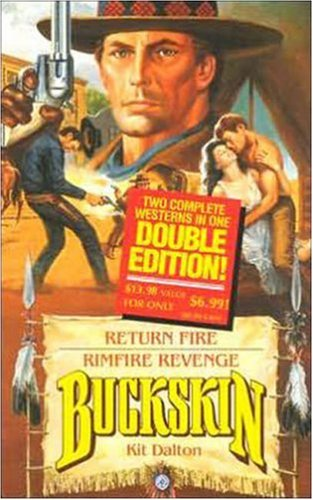book cover of Return Fire / Rimfire Revenge