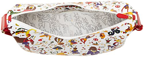 Bianco Guidi White Piero Bag 98 Cross Hobo body Women's 1SSRw0q