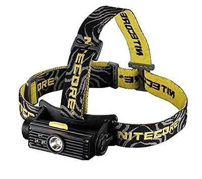Nitecore HC90 Rechargeable XM-L2 LED Headlamp (900-Lumens)
