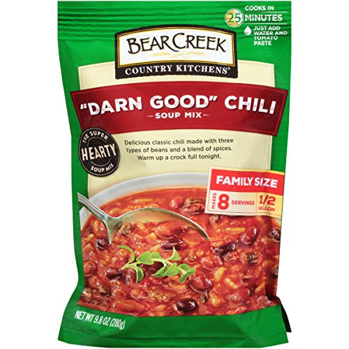 Bear Creek Country Kitchens, Darn Good Chili Mix, 9.8 Ounce (Pack of 6)