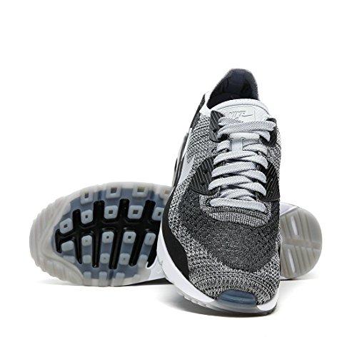 Nike Uomo Scarpe / Sneaker Air Max 90 Ultra 2.0 Flyknit Nero