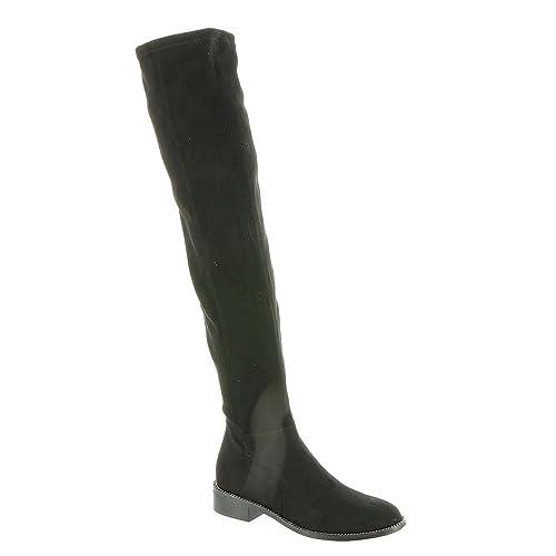 Franco Sarto Women's Bailey Over the Knee Boot