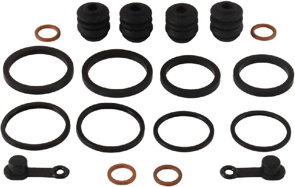 All Balls 18-3087 Caliper Rebuild Kit for - Front Yamaha FZ6 04-06