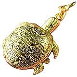 YouYouPifa Fashion Imitation Gold Stainless Steel Quartz Children's Keychain Watch