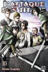 L'Attaque des Titans, tome 10 par Isayama