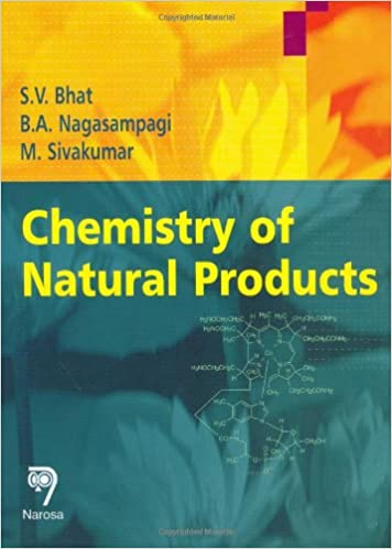 Chemistry Of Natural Products Book