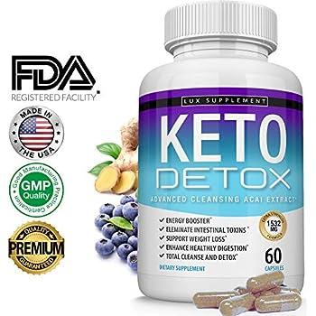 Amazon.com: PbyN - Keto Detox Cleanse Weight loss