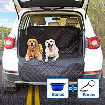 Amazon.com : Arkmiido Dog Cargo Cover Mat with Side Walls