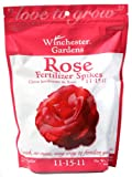 Best Winchester Lawn Fertilizers - Winchester Gardens 10 Count Rose Fertilizer Spikes Bag Review
