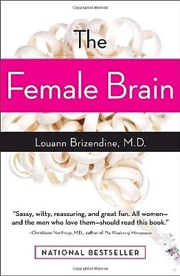 Biology Book :: The Female Brain by Three Rivers Press