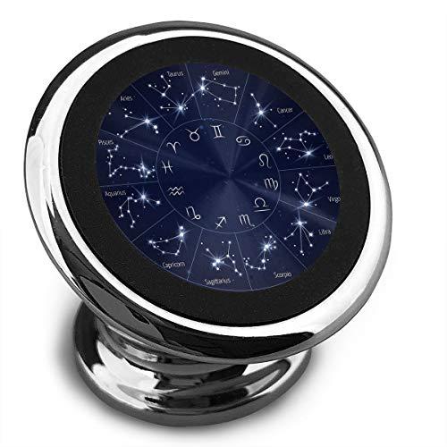 Baerg Universal Magnetic Phone Car Mounts Magnet Holder Astrology Picture Magnetic Mount for Phone 360° -