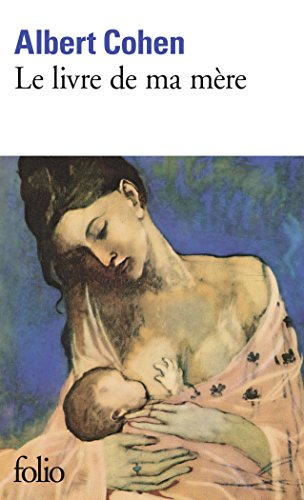 Livre De Ma Mere Cohen (Collection Folio) (French Edition)