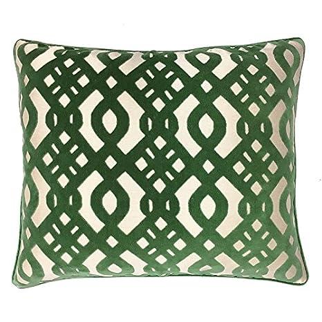 Amazon Com Rodeo Home Carmen Decorative Velvet Throw Pillows For