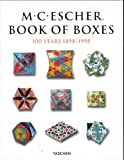 Escher Book of Boxes, M. C. Escher, 3822878790