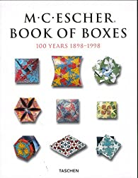 M.C. Escher, book of boxes par Maurits Cornelis Escher