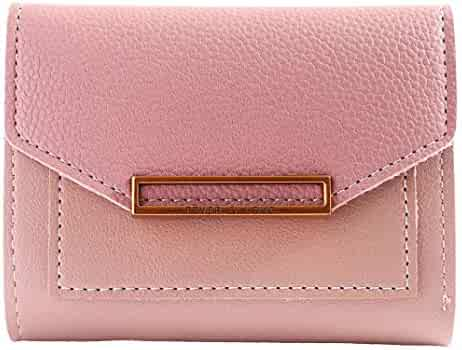 kingfansion Women S Wallet Small Wallet Fashion Short Wallet Student Wallet  Card Pack Coin Purse 73a4cc4efdd62