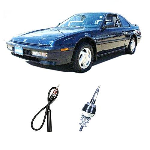Honda Prelude Oem - Fits Honda Prelude 1988-1991 Factory OEM Replacement Radio Stereo Custom Antenna Mast