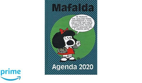 Mafalda. Agenda 2020: Amazon.es: Quino: Libros en idiomas ...
