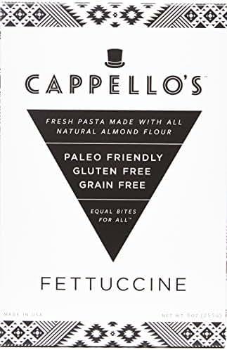 Pasta: Cappello's Gluten-Free Pasta