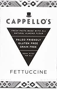 Cappello's Gluten-Free Fettuccine - 9 Ounces (Pack of 6)