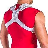 Broken Clavicle Brace Figure 8 Sling for Collarbone Fractures & Sternum Injuries - M