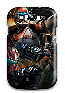 9792842K49777635 Forever Collectibles Star Wars Hard Snap-on Galaxy S3 Case