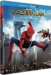Spider-Man: Homecoming [Blu-ray + Digital UltraViolet]