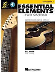 Essential Elements for Guitar - Book 1: Comprehensive Guitar Method