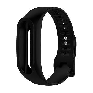 KOBWA TomTom Correa de reloj Accesorios, Silicona Correas de Reemplazo Relojes para TomTom Touch Cambio