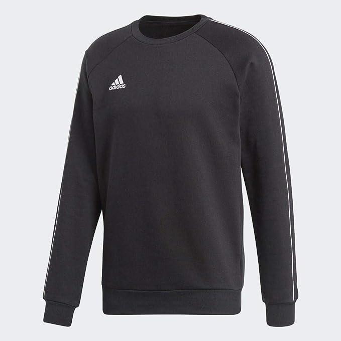 vendaje satisfacción tribu  adidas Men's Core18 Sw Top Sweatshirt: Amazon.co.uk: Clothing
