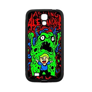 Danny Store Asking Alexandria Protective TPU Rubber Cell Phone Cover Case for SamSung Galaxy S4,SIV Cases