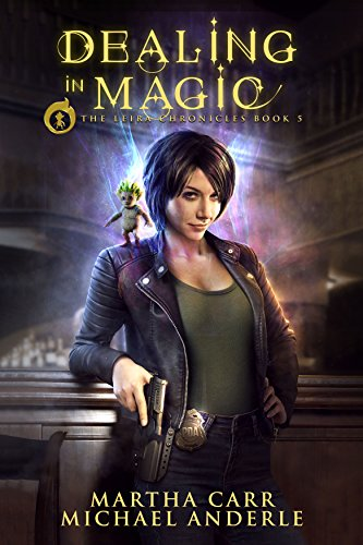 Dealing in Magic: The Revelations of Oriceran (The Leira Chronicles Book 5) cover