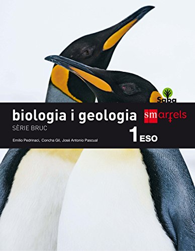 Biologia i geologia, Bruc. 1 ESO. Saba - 9788467578669