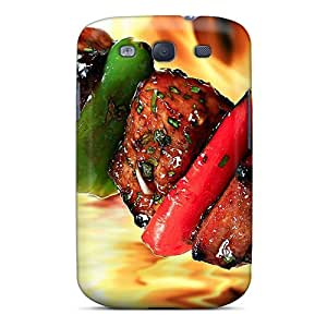 High Quality Shish Kebab Case For Galaxy S3 / Perfect Case