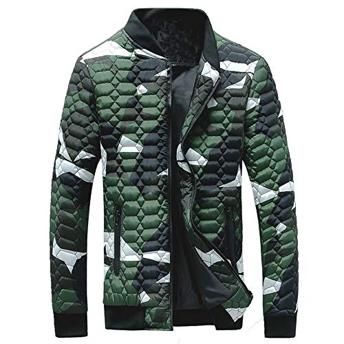 Fit Parka Winter Warm Waterproof Military Thickening Coat vpass Slim Windbreaker Casual Men Camouflage Green Overcoat Jacket Pullover pTU6n0Aq