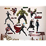 FATHEAD The Avengers Age of Ultron Collection Real Decals