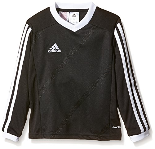 adidas Kinder Trikot Tabela14 1/1 Arm, Black/White, 116, F50426