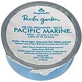 Georgia-Pacific 48242 Pacific Garden Air Freshener Gel Refill, Marine Scent (Case of12 Fresheners)