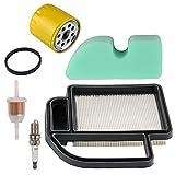 #5: Harbot Air Filter Tune up Maintenance Kit for Cub Cadet LT1042 LT1045 LTX1040 LTX1042 LTX1045 RZT42 Toro 98018 LX420 LX460 Lawn Mower
