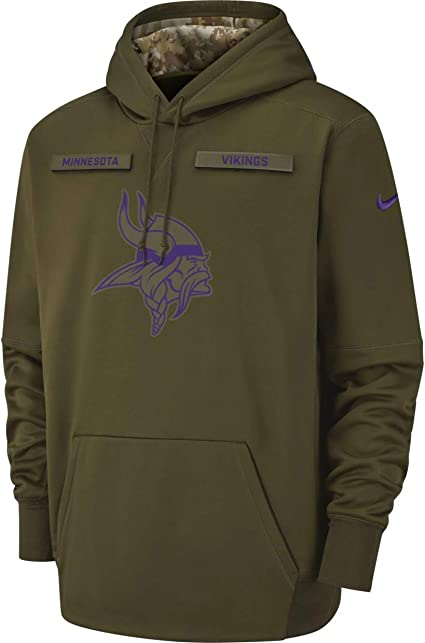 vikings armed forces sweatshirt