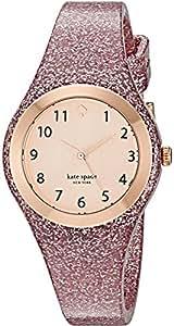 kate spade new york Women's Rumsey Pink Watch KSW1222