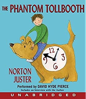 The Phantom Tollbooth CD by Norton Juster (2008-11-18)