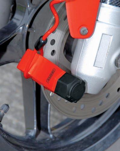 Draper 23260 6 mm Lucchetto per Freno a Disco per Moto