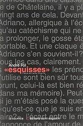 ESQUISSES