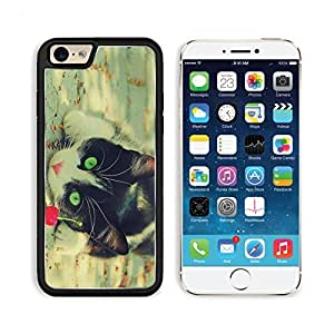 Cute Cats And Fruit Animal Apple iPhone 6 TPU Snap Cover Premium Aluminium Design Back Plate Case Customized Made to Order Support Ready Liil iPhone_6 Professional Case Touch Accessories Graphic Covers Designed Model Sleeve HD Template Wallpaper Photo Jac by lolosakes